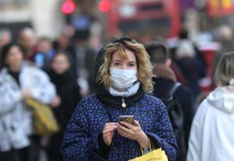 В Великобритании отмечено рекордное число заболевших COVID-19