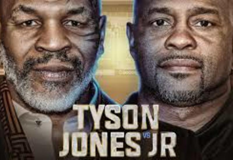Фанаты увидели тренировку Роя Джонса и испугались за Тайсона