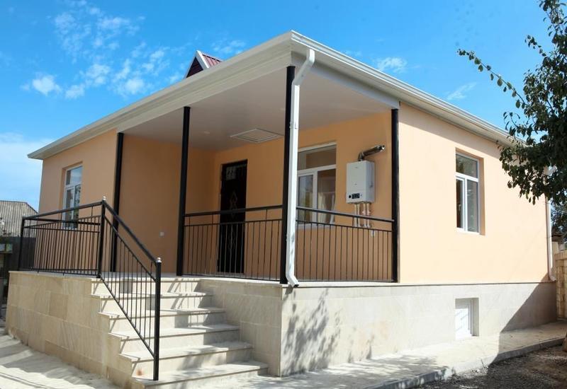 Семьи шехидов и лица с инвалидностью получат 1 500 квартир