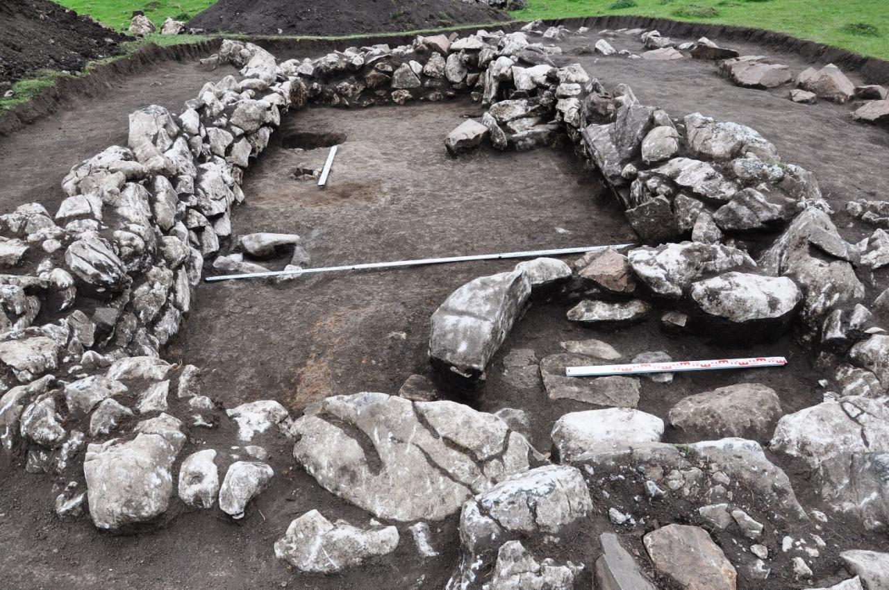 В Дашкесане обнаружено место религиозного поклонения периода бронзового века