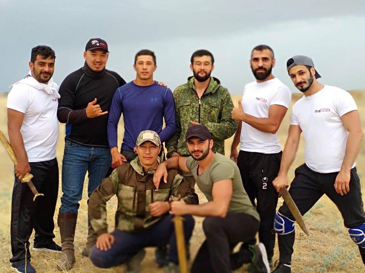 Фильм с участием азербайджанских каскадеров удостоен Гран-при Парижского кинофестиваля