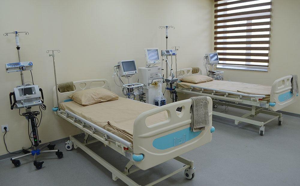 В Гяндже открылось новое отделение Военного госпиталя