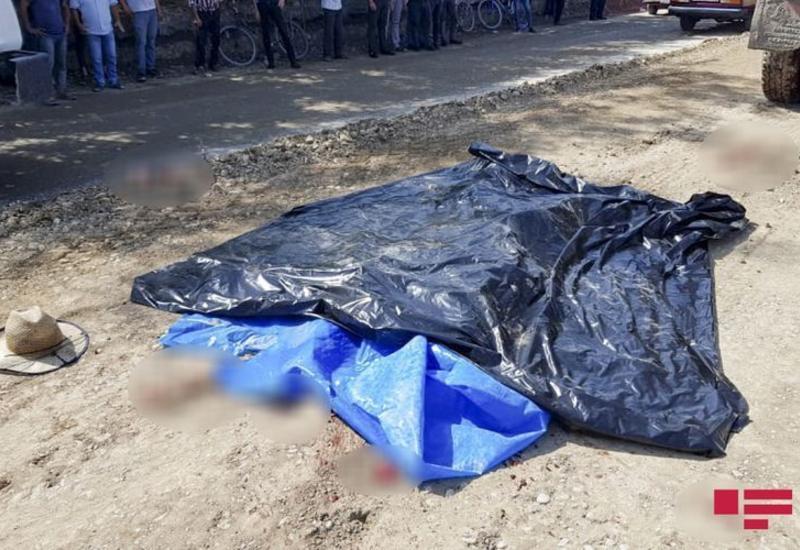 Трагедия в Шамахы: погиб сотрудник компании