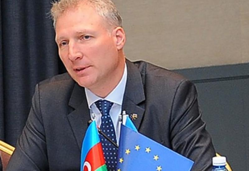 Глава офиса ЕС в Азербайджане о влиянии пандемии на сотрудничество Брюсселя и Баку
