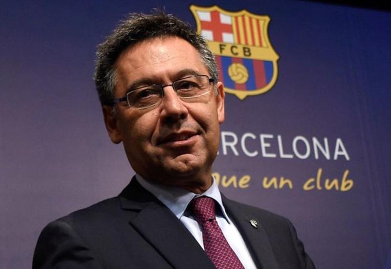 Члены «Барселоны» выразили вотум недоверия президенту клуба