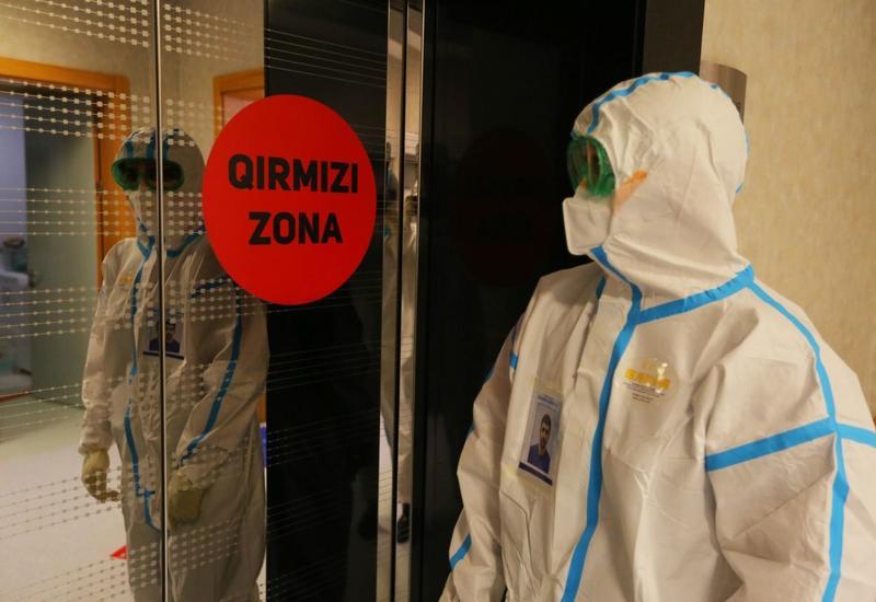 В Азербайджане закрыли рынок, где выявлено массовое заражение COVİD-19