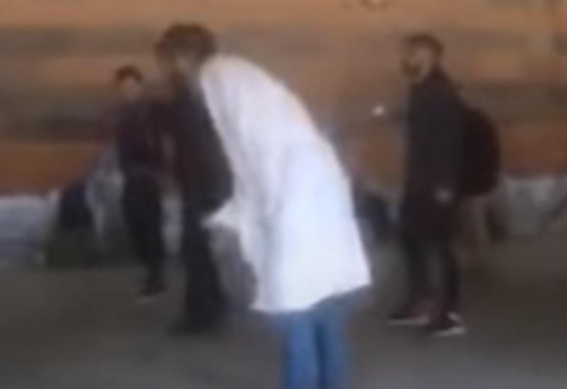В Сеть слили наркотический танец сына Пашиняна