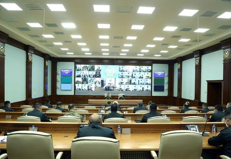 Азербайджанская армия полностью готова к пресечению любых провокаций противника и решительным ответным действиям