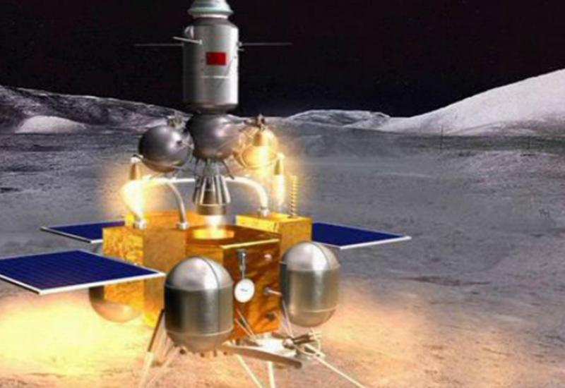 """Китай планирует запуск аппарата """"Чанъэ-5"""" к Луне"""