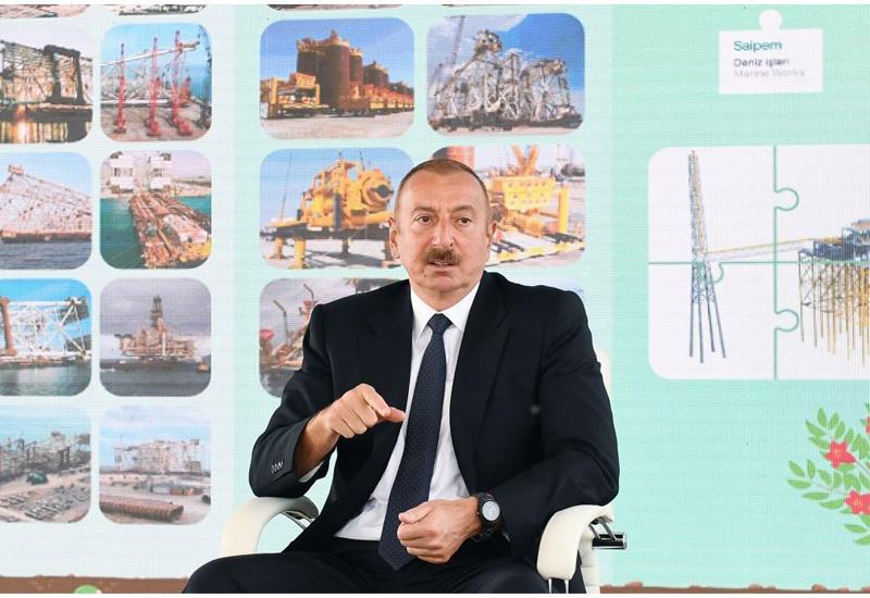 Президент Ильхам Алиев: Армения является угрозой для региональной стабильности