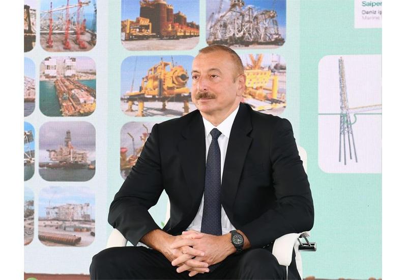 Президент Ильхам Алиев: В последние годы существования Советского Союза в отношении Азербайджана была проявлена большая несправедливость