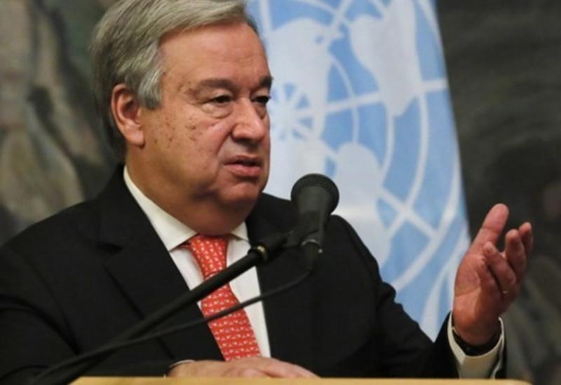 Пандемия отбросила мир на четверть века назад, считает генсек ООН