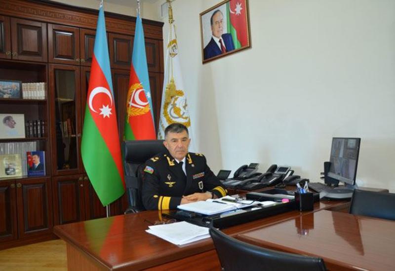 Командующий ВМС Азербайджана прокомментировал информацию в соцсетях о турецком офицере-координаторе
