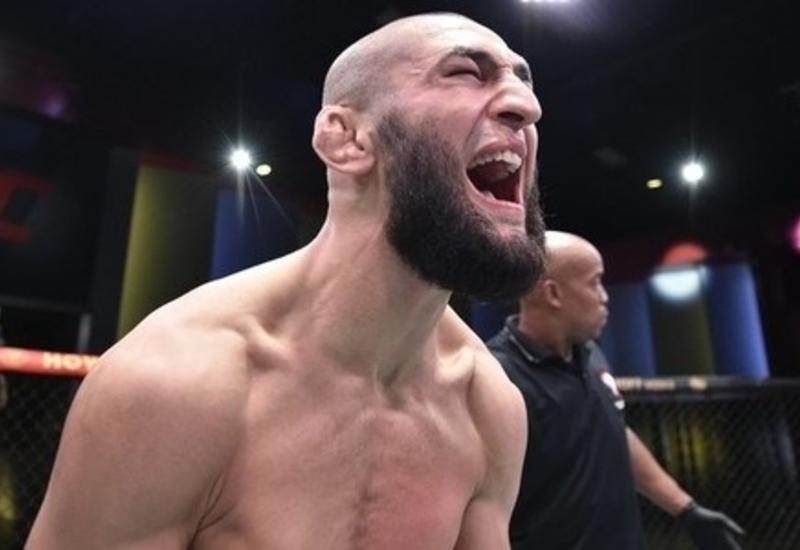 Чимаев установил рекорд UFC