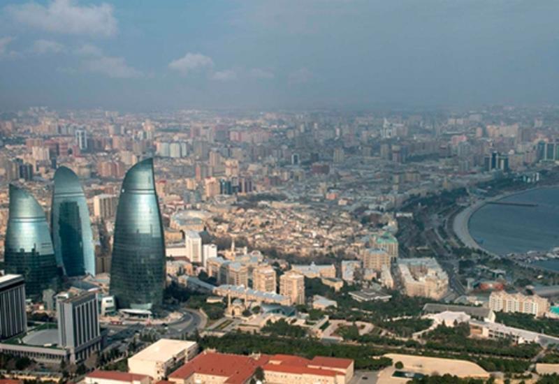 Гюнель Анаргызы и великолепная композиция о Баку