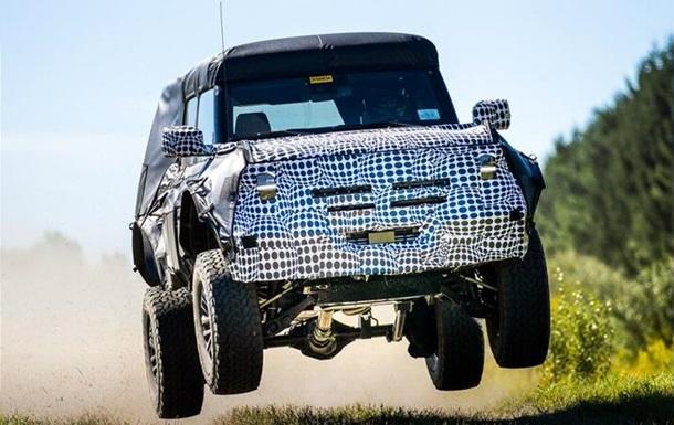 Ford назвал новый внедорожник