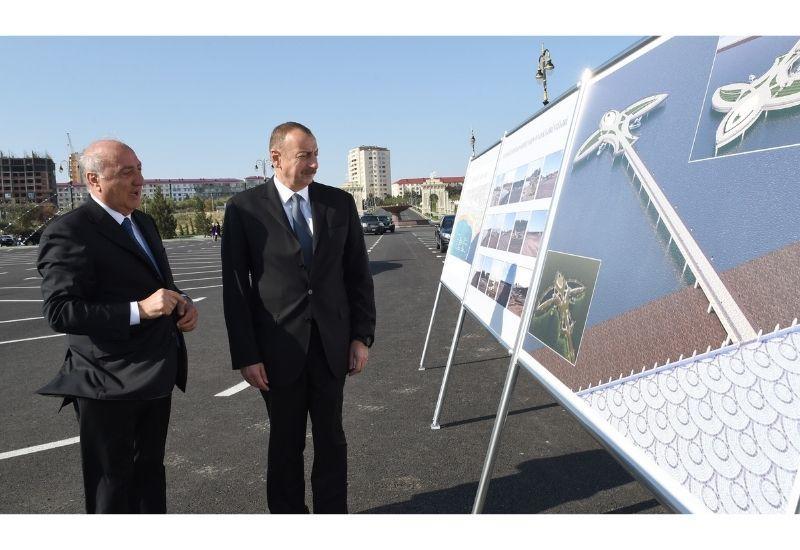 Абшерон, который спас Президент Ильхам Алиев - ядовитая промзона стала современным мегаполисом