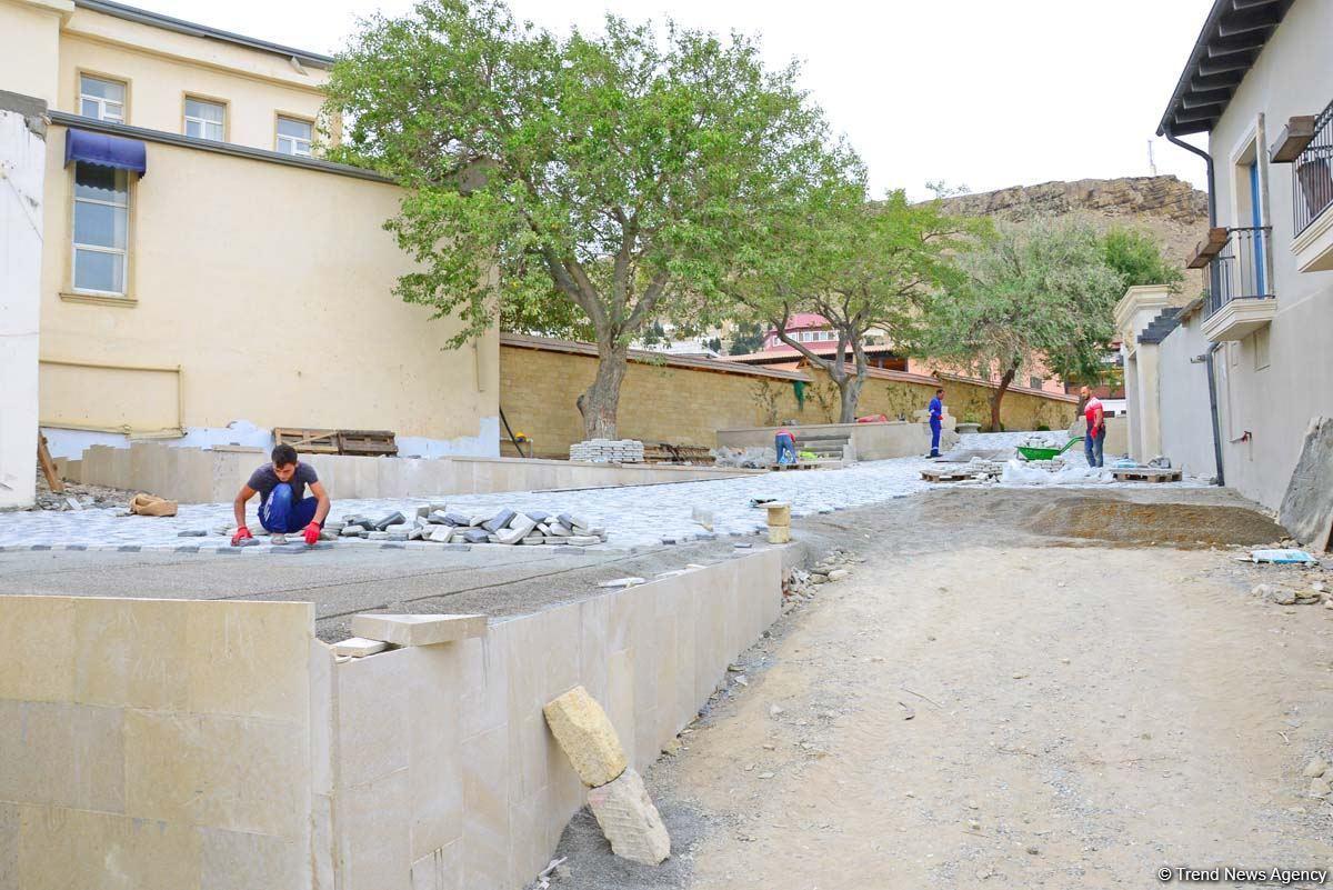 Бибиэйбат станет одним из новых туристических центров Баку