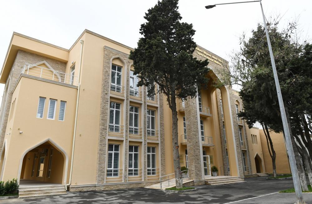 Первый вице-президент Мехрибан Алиева приняла участие в открытии нового здания Детской школы искусств в поселке Бюльбюля