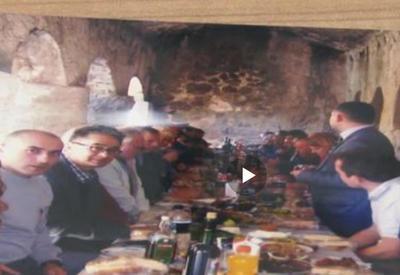 Сопредседатели Минской группы на застолье с карабахскими сепаратистами - СКАНДАЛЬНОЕ ВИДЕО