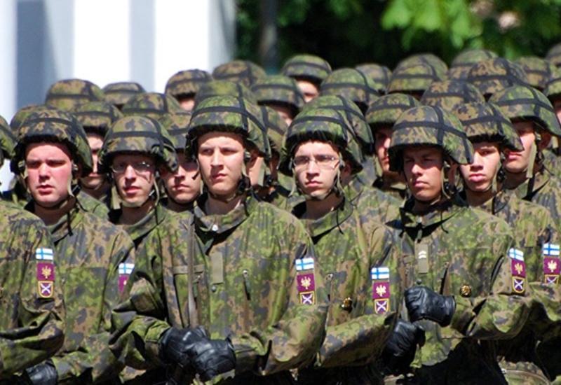 Финляндия изменила военные учения