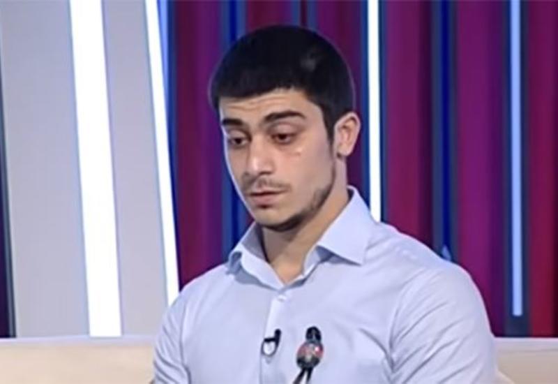 Сын шехида Ильгара Мирзаева: Участие в военных сборах - долг каждого молодого патриота
