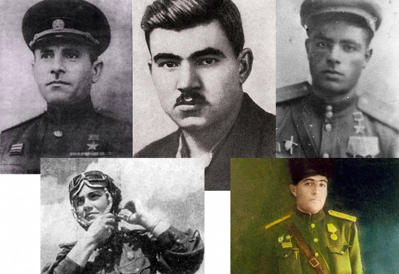 Азербайджанцы-герои: история доблести, славы и побед - ФОТО