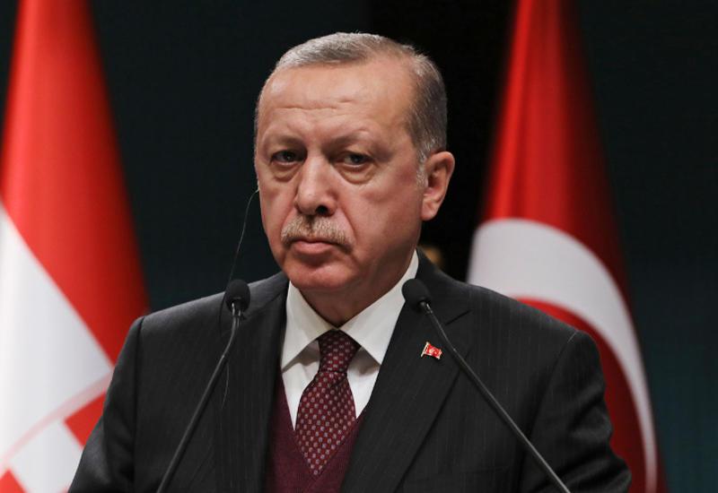 Эрдоган: Турция спасает достоинство человечества