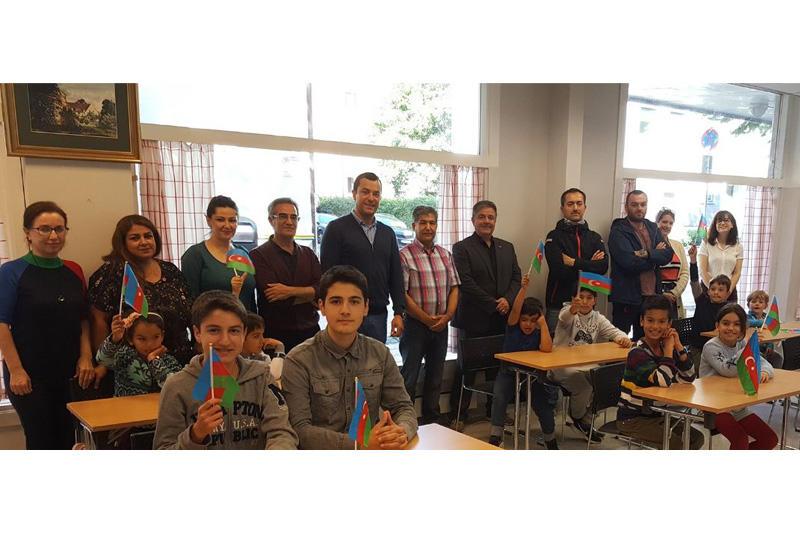 В Осло открылась азербайджанская школа им. Низами Гянджеви
