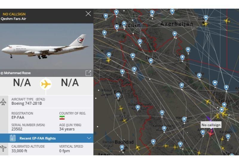 Тайный иранский груз в Ереван - секретные рейсы и разоблачение - ФОТО