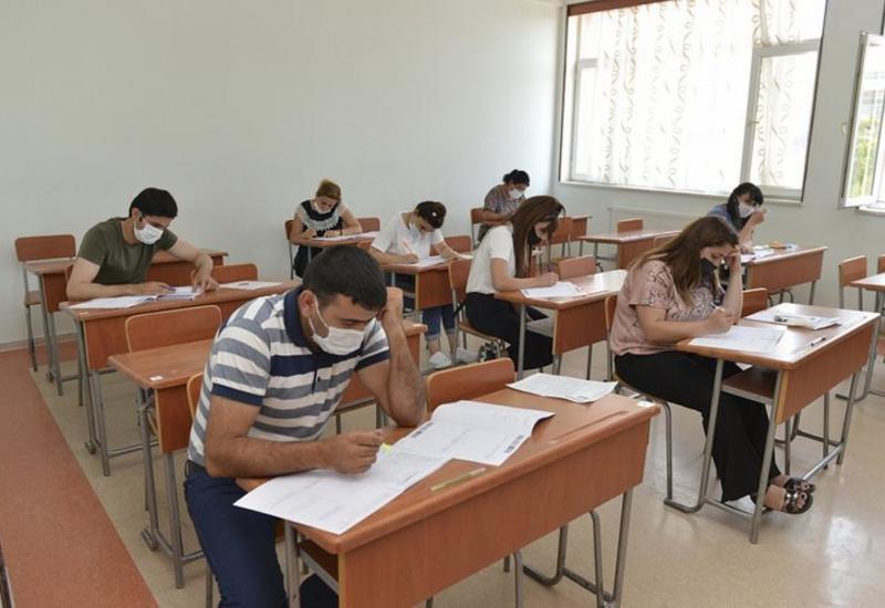 В Азербайджане обнародованы результаты приема в высшие учебные заведения