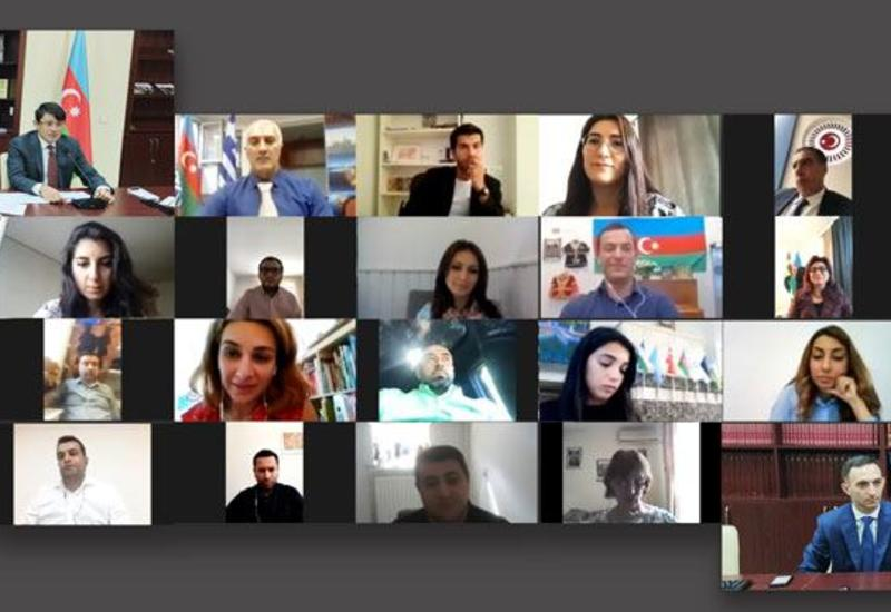 Азербайджанцы за рубежом планируют новые проекты для борьбы с армянскими провокациями
