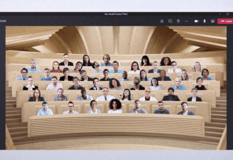 В видеочат Microsoft Teams добавили виртуальные кофейни