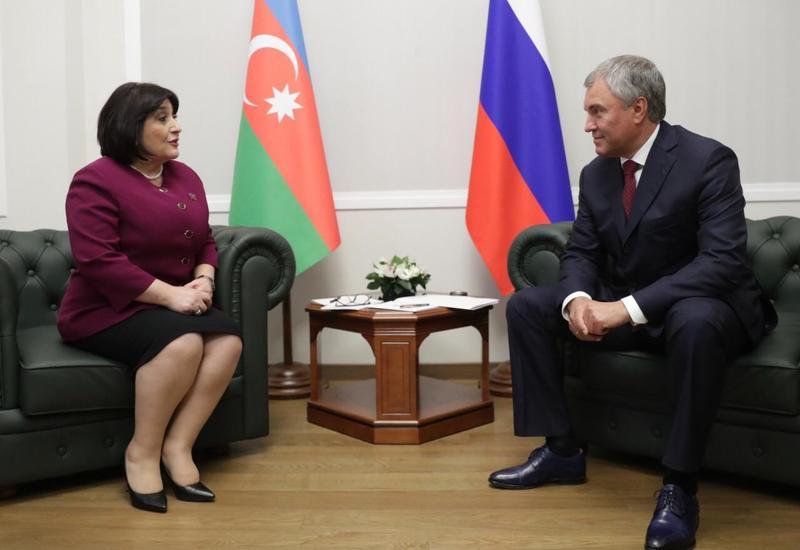 Вячеслав Володин: Слова Пашиняна о Нагорном Карабахе не способствуют мирному процессу