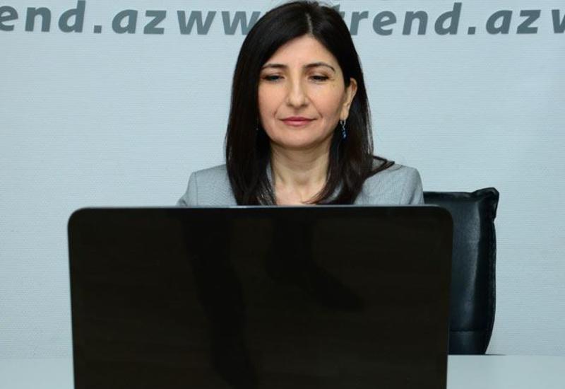 Депутат Севиль Микаилова провела очередной онлайн-прием своих избирателей