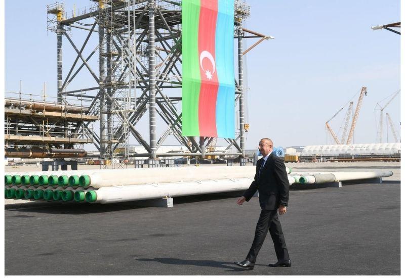 Нефтяная стратегия Президента Ильхама Алиева доказала свою эффективность и жизнеспособность