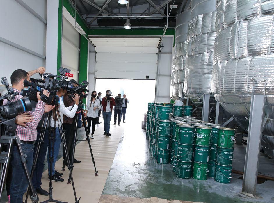 В Балаханинском промышленном парке начнут функционировать еще 8 резидентов