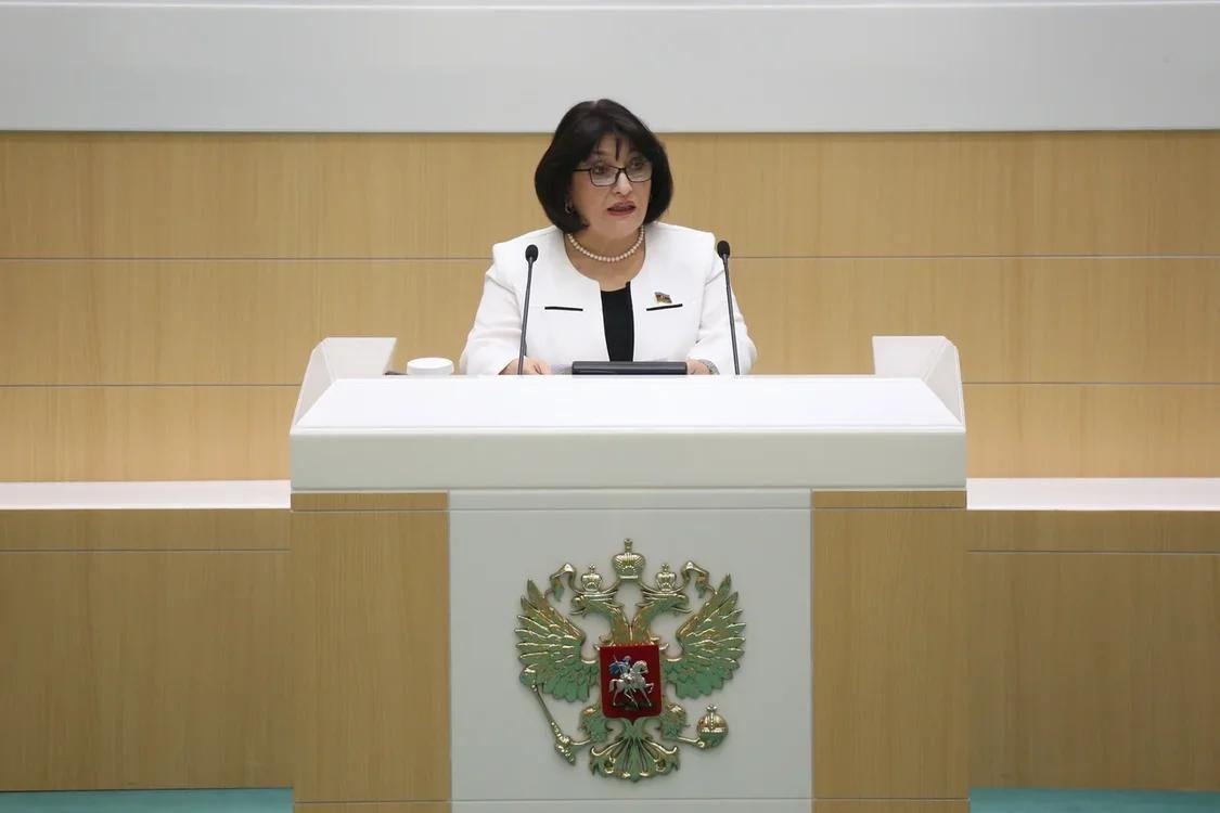 Сахиба Гафарова: Высказывание «Кто умирает за фашизм, умирает за Армению» очень опасно
