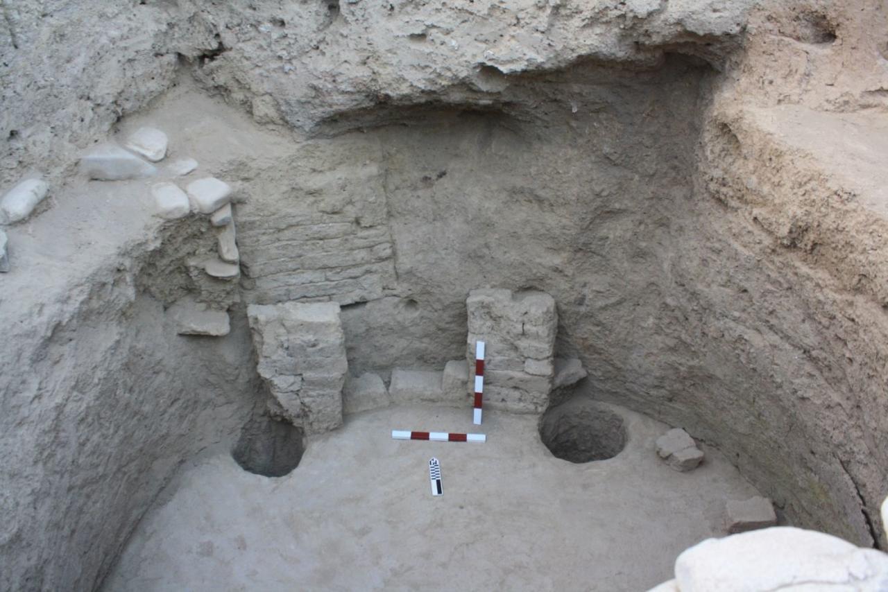 В Шабране обнаружены находки периода IV тысячелетия до нашей эры