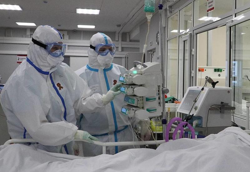 В России за сутки коронавирусом заразились 6 595 человек