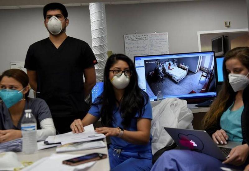 В Израиле выявлено 6 667 случаев заражения коронавирусом за сутки