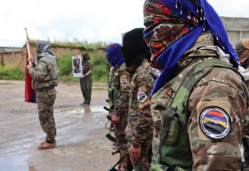 В оккупированный Карабах переброшен батальон армянских боевиков из Сирии
