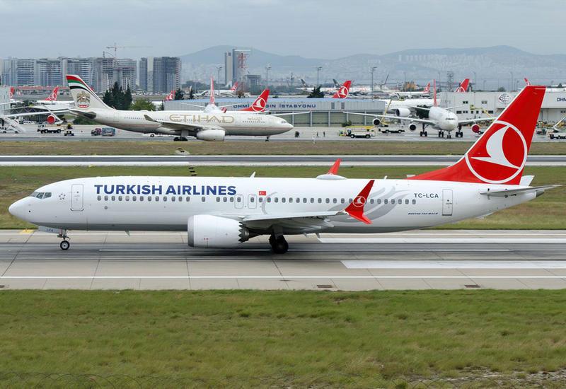 Турецкие авиалинии начинают выполнять спецрейсы Анкара-Баку