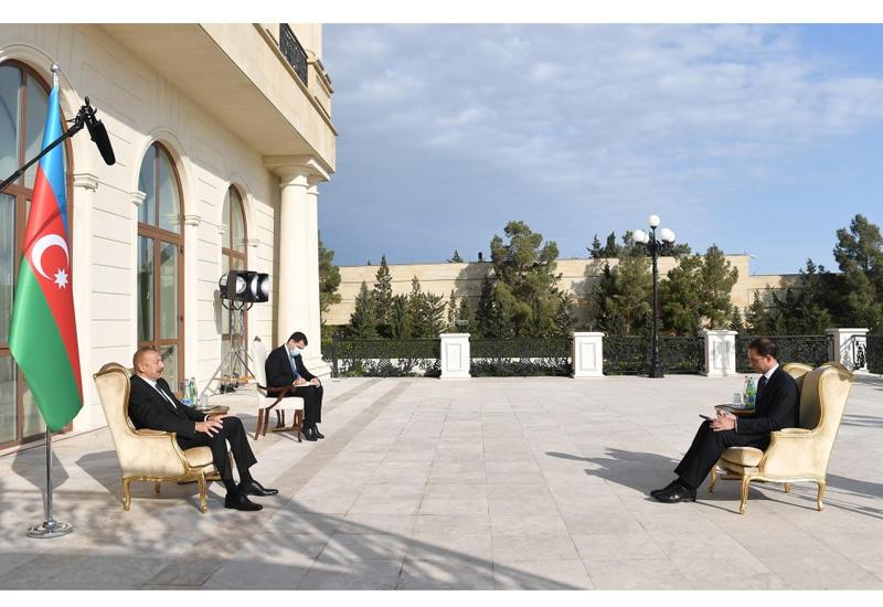 Президент Ильхам Алиев: Между Европейским Союзом и Азербайджаном сейчас существует партнерство очень высокого уровня