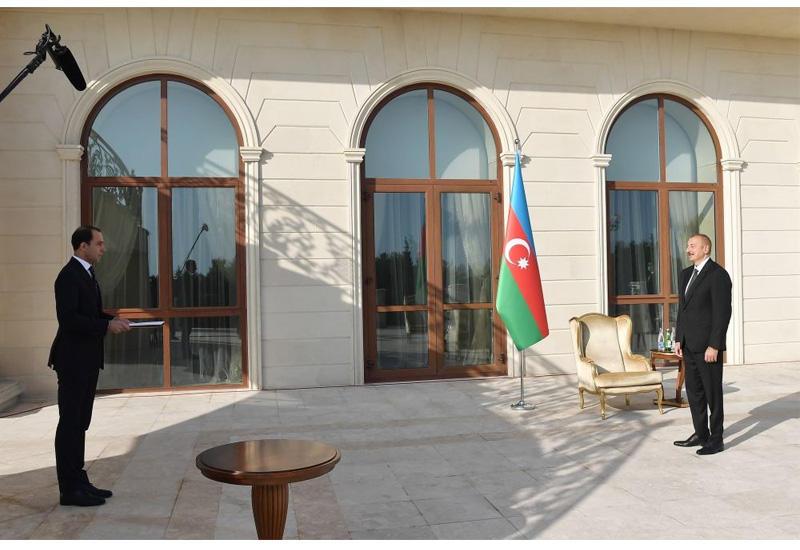 Prezident İlham Əliyev: Avropa İttifaqı ilə Azərbaycan arasında indi çox yüksək səviyyəli tərəfdaşlıq mövcuddur