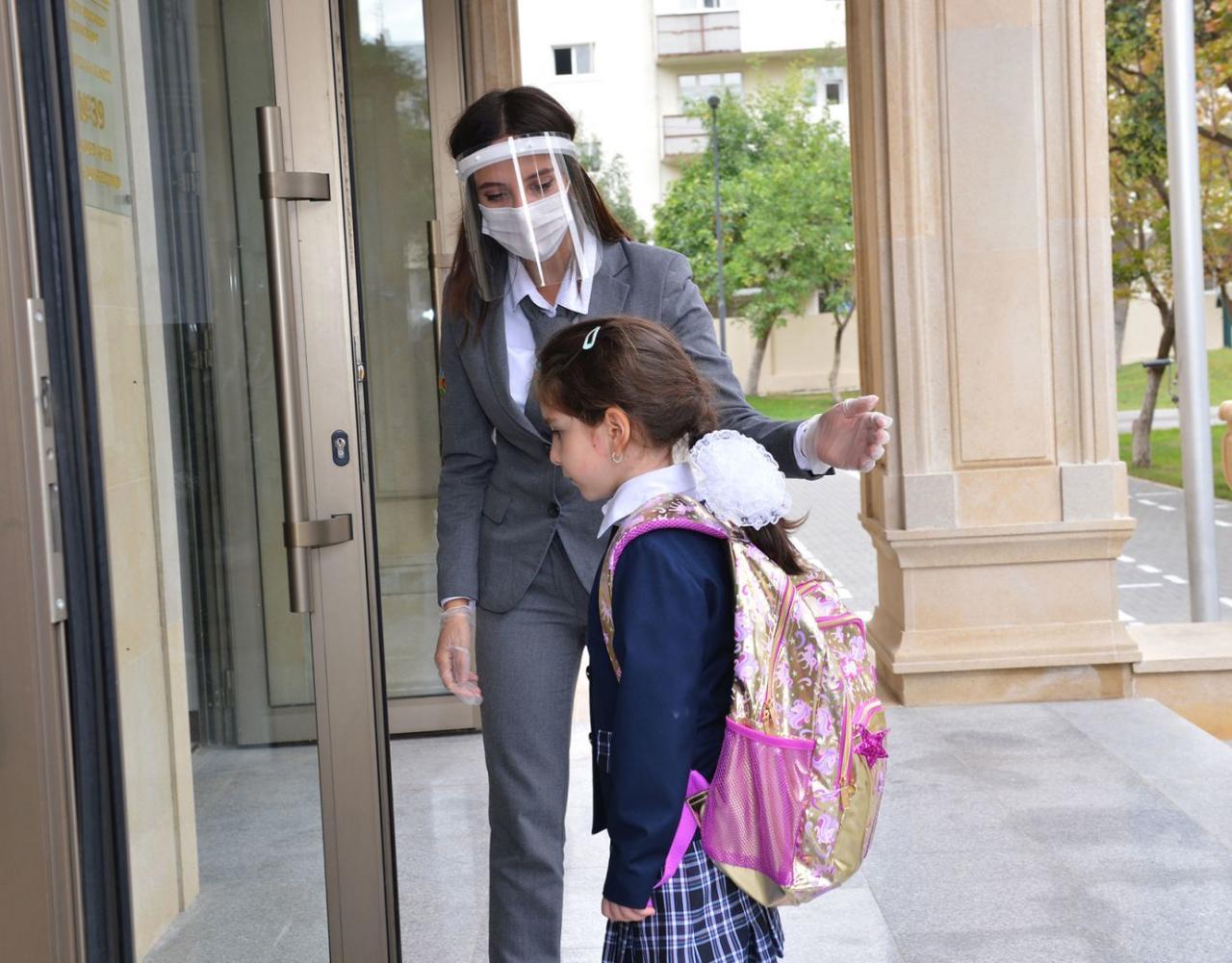 В школах Баку создают спецкоманды по борьбе с коронавирусом