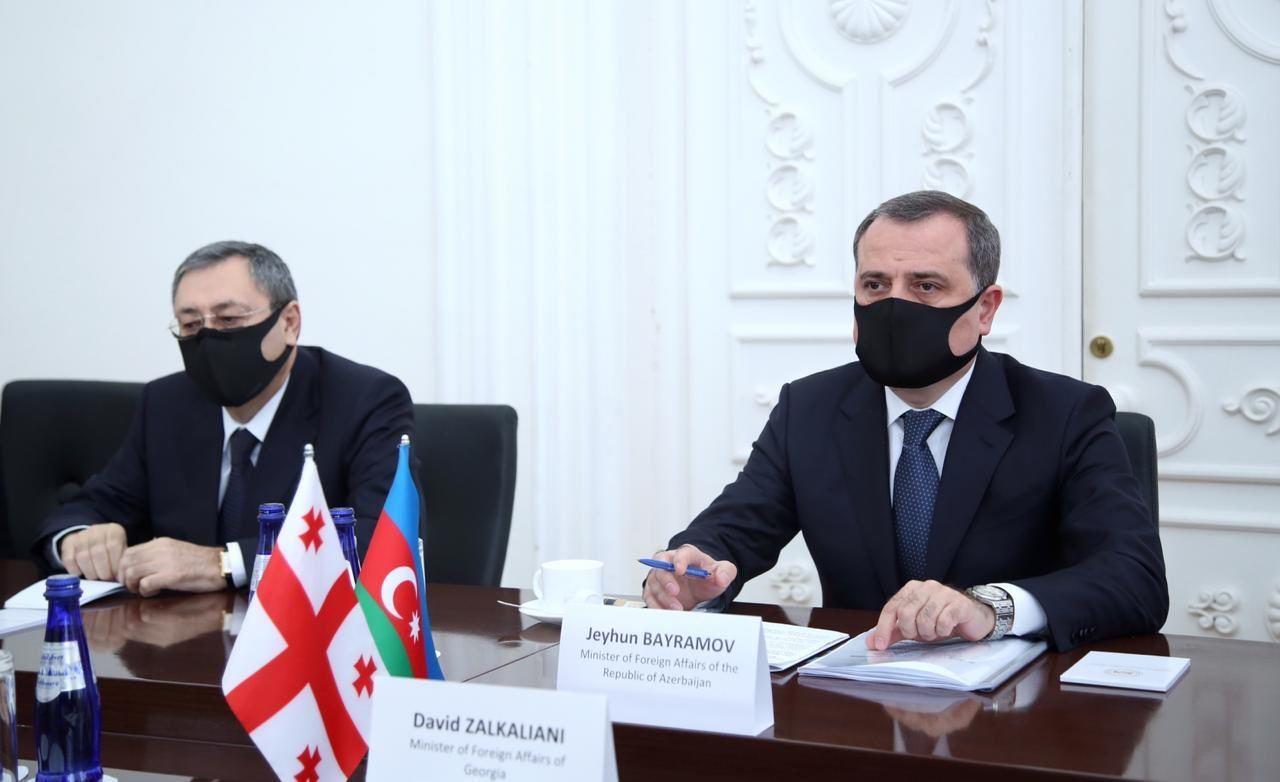 Джейхун Байрамов: Конфликты угрожают развитию и стабильности на Южном Кавказе