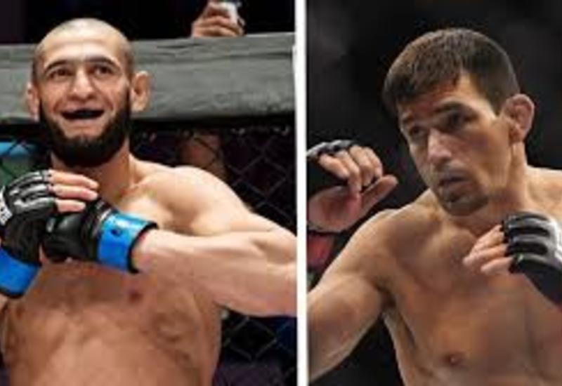Бразилец Майя отказался от боя с Чимаевым в UFC