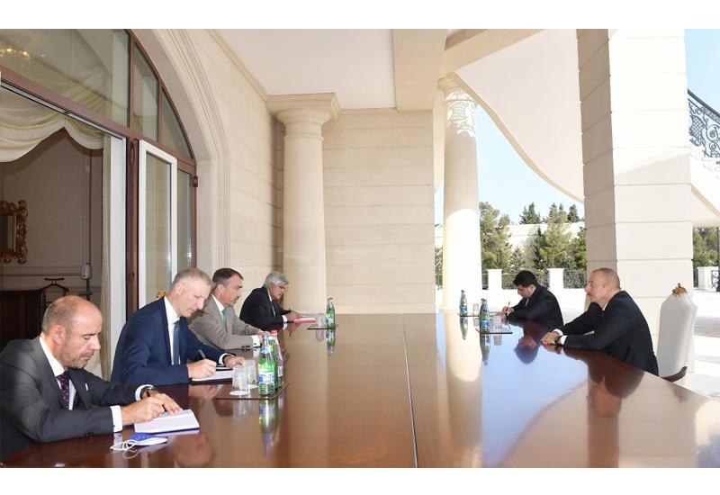 Президент Ильхам Алиев: По данным наших разведисточников, ведется очень серьезная военная подготовка