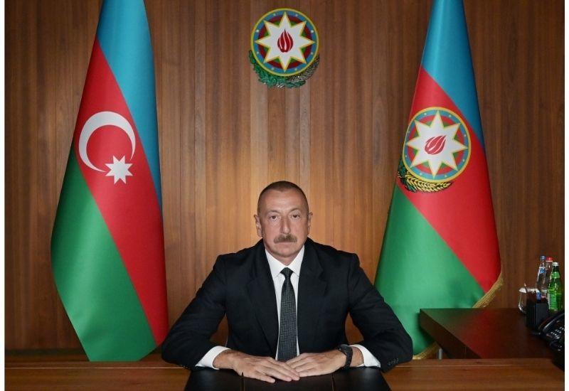Президент Ильхам Алиев: Мы представляем миру пример терпимости и сосуществования